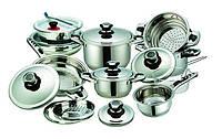 Maestro Набор посуды 15 предметов