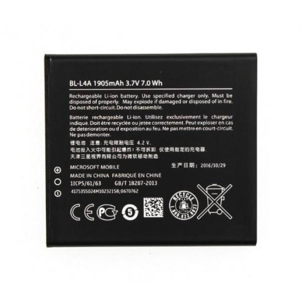 Аккумулятор BV-L4A (BL-L4A) для Nokia Lumia 535, Lumia 830  (ORIGINAL) 1905мAh