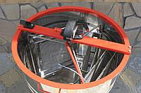 Медогонка 3-х поворотная, нержавейка бак, кассета нержавейка