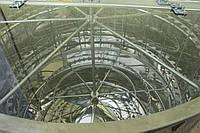 Медогонка радиальная 27Д/54Р/54П нержавейка (марка стали 304), с подставкой, крышкой и эл. приводом