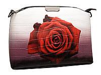 Стильная сумка 323 rose white TN