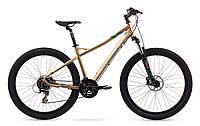 """Горный велосипед Romet Jolene 27,5"""" 2.0 Медь+в подарок перчатки"""
