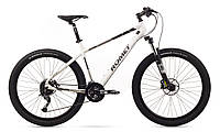 """Горный велосипед Romet Rambler  27.5"""" 3.0 Белый+в подарок перчатки"""
