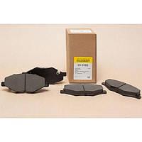Колодки тормозные передние без ушка Chery Amulet GLOBER (Чери Амулет) - A11-6GN3501080-GLOBER