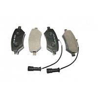 Колодки тормозные передние Chery Elara (Чери Элара) - A21-6GN3501080BA