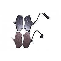 Колодки тормозные передние Chery Elara (Чери Элара) - A21-BJ3501080