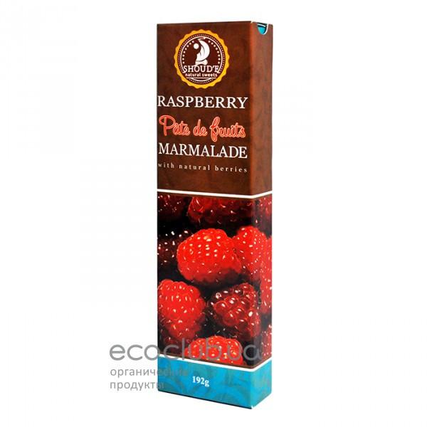 Мармелад Pate de Fruits Малина SHOUD`E 192г