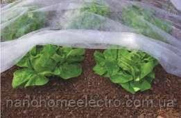 Применение агроволокна на огороде