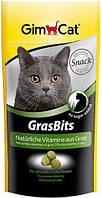 417271 GimCat GrasBits лакомство с травой, 40 гр