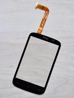 Оригинальный тачскрин / сенсор (сенсорное стекло) для HTC Desire C A320e (черный цвет)