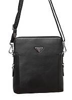 Стильная мужская сумка 06-18 black