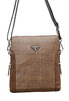 Стильная мужская сумка 06-18 coffee