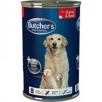 Butcher`s (Бутчерс) Plus Functional консерва дичь + говядина 1200 г