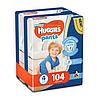 Трусики Huggies Pants для мальчиков 4 (9-15 кг) 2х52 шт.