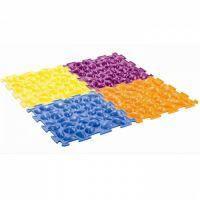 Массажный коврик «Цветные камешки» М-516 Тривес
