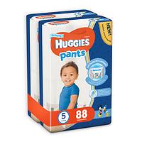 Трусики Huggies Pants для мальчиков 5 (12-17 кг) 2x44 шт., фото 1