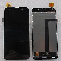 Оригинальный дисплей (модуль) + тачскрин (сенсор) для Zopo C2   C3   ZP980   ZP980+ (черный цвет)