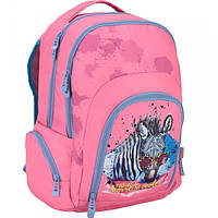 Рюкзак школьный для девочки Kite Junior 1000-1