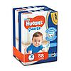 Трусики Huggies Pants для мальчиков 3 (6-11 кг) 2x44 шт.