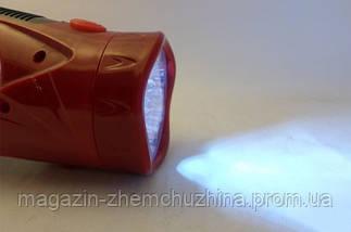 Аккумуляторный ручной фонарик YAJIA YJ-2812!Акция, фото 3