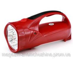 Аккумуляторный ручной фонарик YAJIA YJ-2812!Опт, фото 3