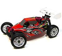 Багги 6243-F111 р/у Tiger EB-4 S2.5 Nitro PRO Buggy 1/8 490 мм 4WD 2.4 GHz RTR