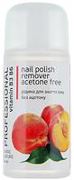 Жидкость для снятия лака без ацетона Colour Intense Professional Nail Polish Remover Aceton Free PEACHE, фото 1