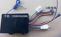 Блок управления 3518-6V детского электромобиля