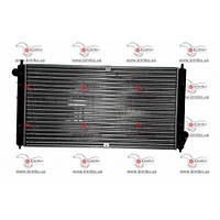 Радиатор охлаждения (трубчатый) Chery Amulet KIMIKO (Чери Амулет) - A15-1301110-T-KM