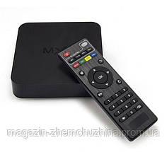 ТВ - приставка SMART TV MXQ 4k Ariplay Bluettoh WiFI!Опт, фото 2