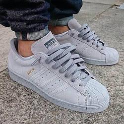 Женские Кроссовки Adidas Superstar 80s City Pack Berlin | Суперстар Берлин
