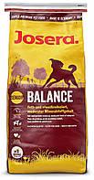 Josera (Йозера) Balance - корм для пожилых собак и собак с излишним весом 4КГ