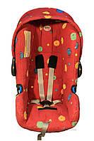 Автокресло Romer Baby-Safe группа 0+ до 13 кг б/у   s_140316_0844 красный