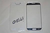 Стекло дисплея (экрана) для Samsung Galaxy S4 i9500 i9502 i9505 i9506 i9508 i959 (белый цвет)
