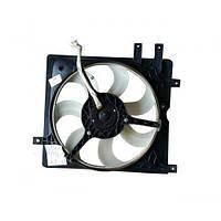Вентилятор радиатора (5 крепления) L Geely CK (Джили СК) - 1602191180