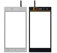 Оригинальный тачскрин / сенсор (сенсорное стекло) для Nomi i500 Sprint (белый цвет)