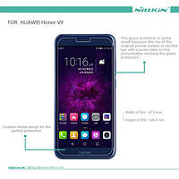 Защитная пленка Nillkin Crystal для Huawei Honor 8 Pro / Honor V9 Анти-отпечатки