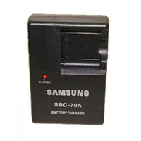 Зарядное устройство Samsung SBC-70A (аналог) для аккумулятора BP-70A