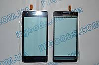 Оригинальный тачскрин сенсор (сенсорное стекло) Huawei Ascend G510 G520 G525 U8951 T8951 (черный цвет) + СКОТЧ