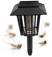 Антимоскитный фонарь ИК 402 (на 40 м2) на солнечных батареях - новинка в борьбе с комарами и прочей мошкарой.