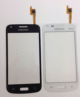 Тачскрин / сенсор (сенсорное стекло) для Samsung Galaxy Core Plus G350 | G3502 (черный цвет)