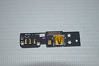 Шлейф (Flat cable) с коннектором зарядки, микрофона для Meizu MX2