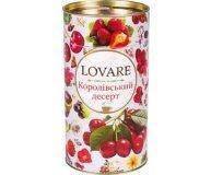 Чай цветочный Мономах Ловаре Королевский десерт 80г
