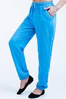 Яркие летние женские брюки.