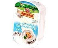 Сыр кисломолочный Звени Гора розсыпчастый нежный 0% 330г