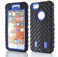 Противоударный чехол (бампер) для Apple iPhone 5 | 5G | 5S | SE