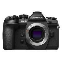Цифровая камера OLYMPUS E-M1 mark II Body черный