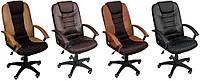 Поворотное офисное кресло 7410 + сетка механизм TILT