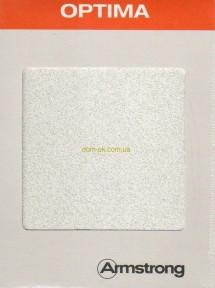 Плита потолочная Оптима/Optima Армстронг MicroLook 600х600