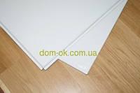 Алюминиевые кассетные потолки  AL, RAL 9003 Плосская